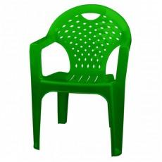 Кресло зеленое М2609