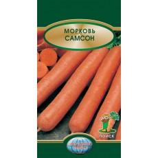 Морковь Самсон (ЦВ*) 2 г
