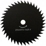 Диск (лезвие) для бензокосилки  GTD-40T 71/2/7