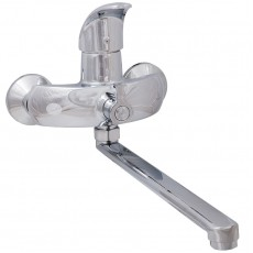 Смеситель для ванны, Diadonna, с прямым поворотным изливом, D80222101