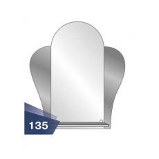Зеркало 135 (550*560)