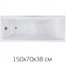 Ванна Triton ДЖЕНА Экстра 150х70