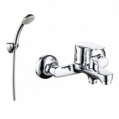 Смеситель для ванны Milardo Horizont HORSB02M02