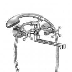 Смеситель для ванны Milardo Duplex DUPSB02M02