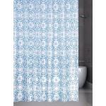 Шторка для ванной  180х200  Ocean (blue) ch-15060