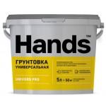 Грунт универсальный Hands UNIVERS PRO 5 л
