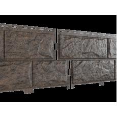 "Фасадная панель ""Ю-Пласт"" Стоун-Хаус Камень жжёный 3025х225 мм"