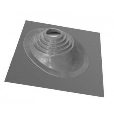 Мастер Флеш крашеный силиконовый серый угловой RES №2 203-280mm