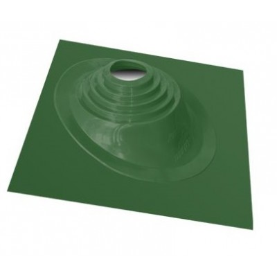 Мастер Флеш крашеный силиконовый зеленый угловой RES №2 203-280mm