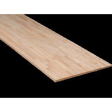 Щит мебельный 18х200х1200 (АВ Лиственница) (Подступенок к лестнице)