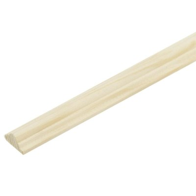 Раскладка деревянная фигурная 6х40х2500 хвоя сорт А