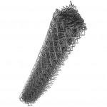 Сетка рабица оцинкованная 55х55х1,4 мм (рулон 1,2х10м)