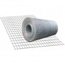 Сетка сварная 50*50*2.2мм (рулон 1,5*15м) оцинкованная