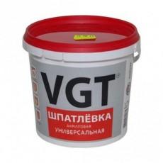 Шпатлевка акриловая ВГТ 1 кг