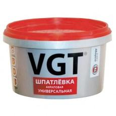 Шпатлевка акриловая ВГТ 3,6 кг
