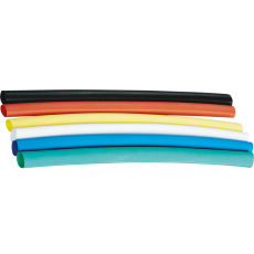 Набор трубок термоусадочных NST-8/4-10-21 10 мм*21 шт. 8/4 разноцветные Navigator 71119