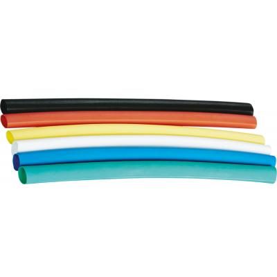 Набор трубок термоусадочных NST-10/5-10-21 10 мм*21 шт. 10/5 разноцветные Navigator 71120