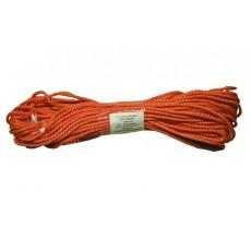 Шнур хозяйственный усиленный цветной Д.3мм по 20м.