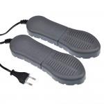Сушилка для обуви EGOIST раздвижная, пластик, 220-240В, 50Гц, 15Вт, температура нагрева 65-80 градусов