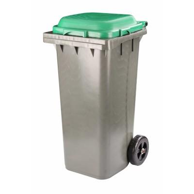 Бак для мусора Эконом 120л на колесах