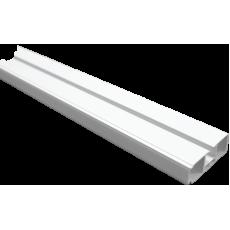 Шина потолочная 1,6 м с комплектом 1- рядная