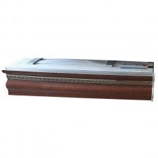 Карниз БК-207 2,5м кожа