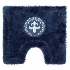 Коврик для туалет 50*50, blue NEW NH-HLFT21080/0