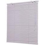 45x160 см Жалюзи горизонтальные алюминиевые белые