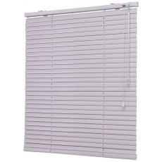 90x160 см Жалюзи горизонтальные алюминиевые белые