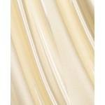 Портьерная штора J702-03 Жаккард Светло-бежевая полоска 200*260