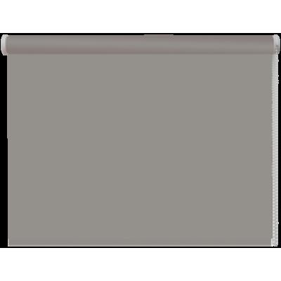 Рулонная штора серый 120x160