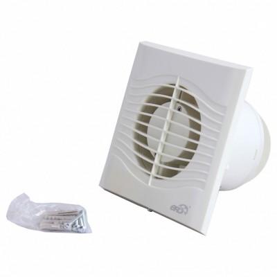 Вентилятор осевой с обратным клапаном ERA D 100 SLIM 4C