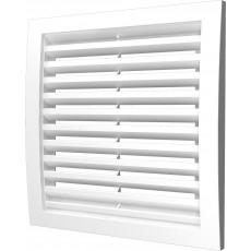 Решетка вентиляционная вытяжная 2525РР АБС 250х250