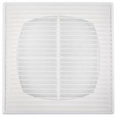 Решетка вентиляционная приточно-вытяжная АБС208х208 2121П